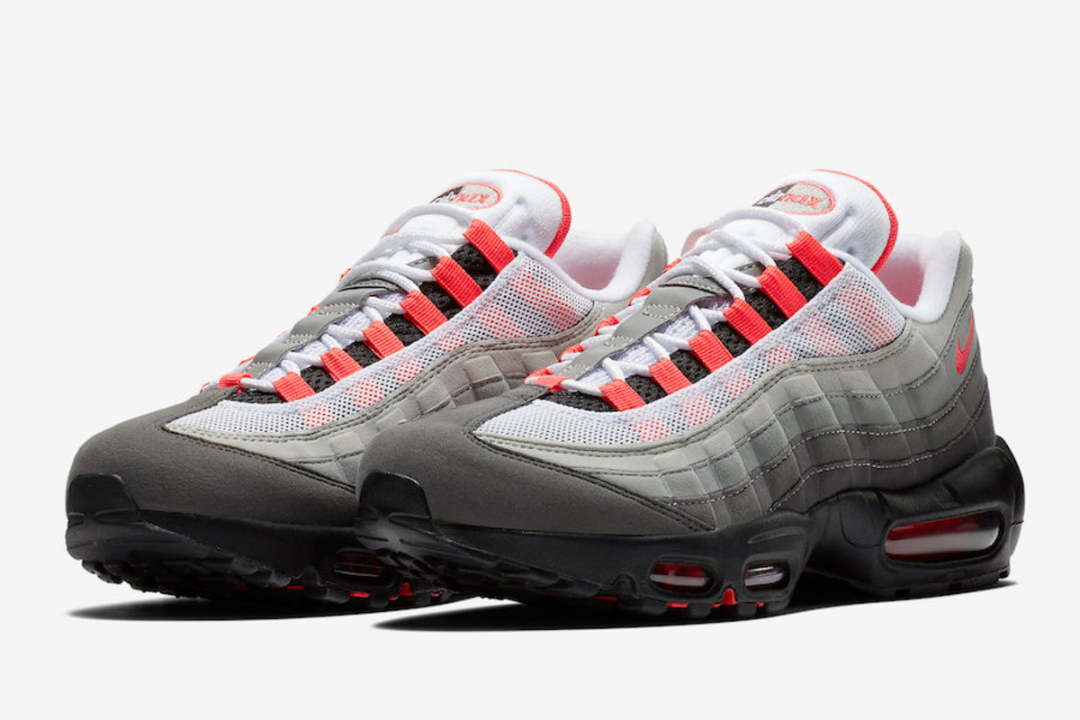 reputable site 159fa 0e94a good nike air max 95 em sunset pack quality designthe most fashion designs  373ff 0ee16  50% off image via nike. image via nike. nike is bringing back  the