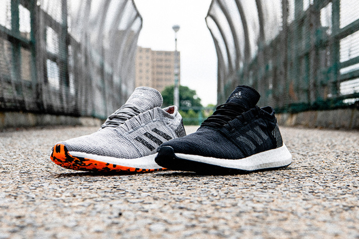 The adidas PureBOOST Go is Made for