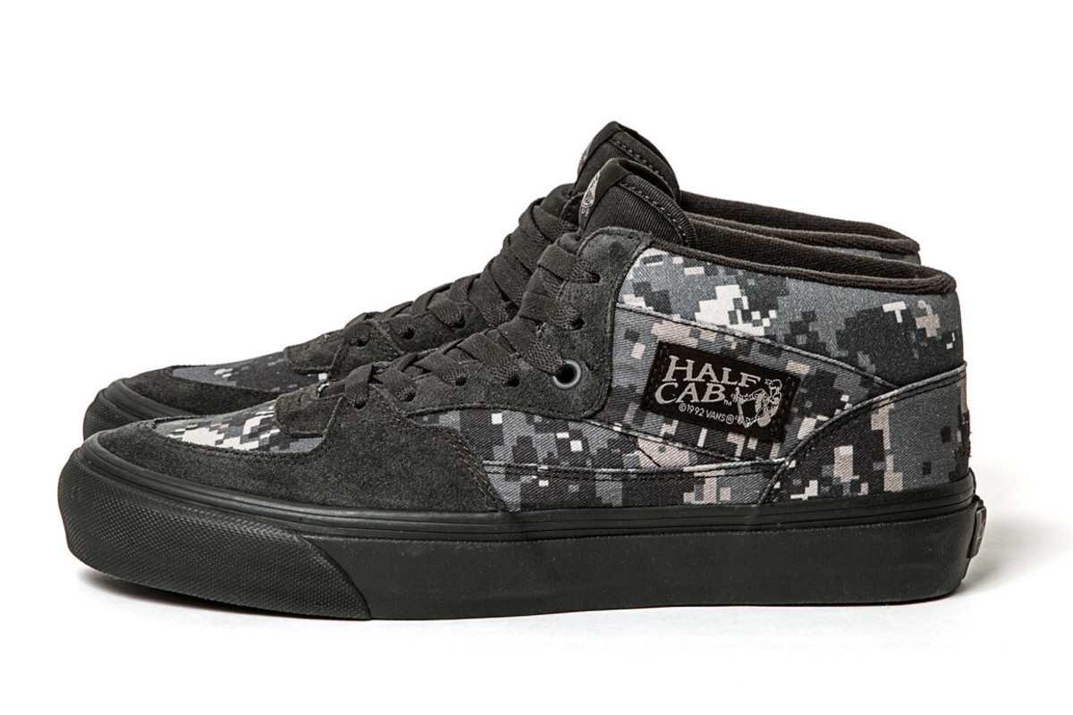 3eb63374773 Official Look at Upcoming WTAPS x Vans Vault Collection - Freshness Mag