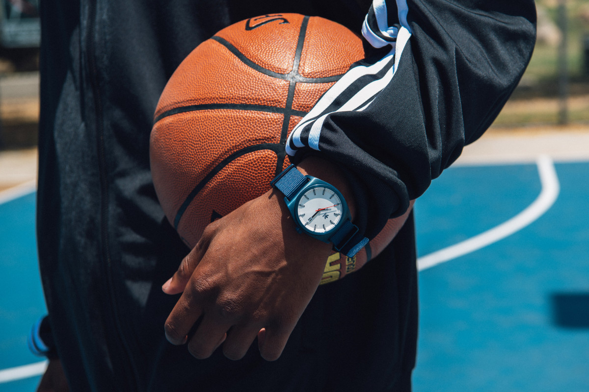 Adidas debuts fall winter 2018 watch collection freshness mag for Winter watches