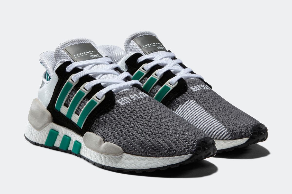 new concept 5e971 bf55d The adidas EQT Support 91/18 Arrives With BOOST Cushioning ...