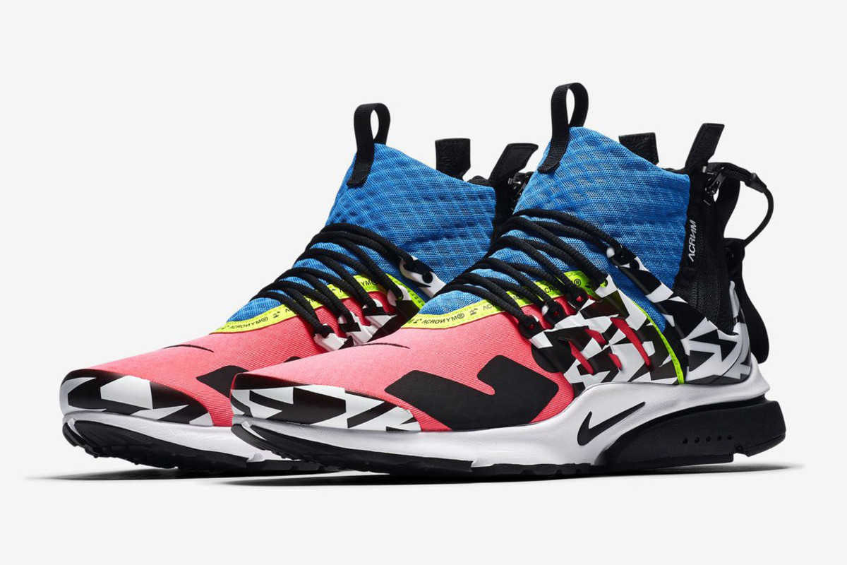 e44332aaafe3 First Look at Upcoming ACRONYM x Nike Presto Mid - Freshness Mag