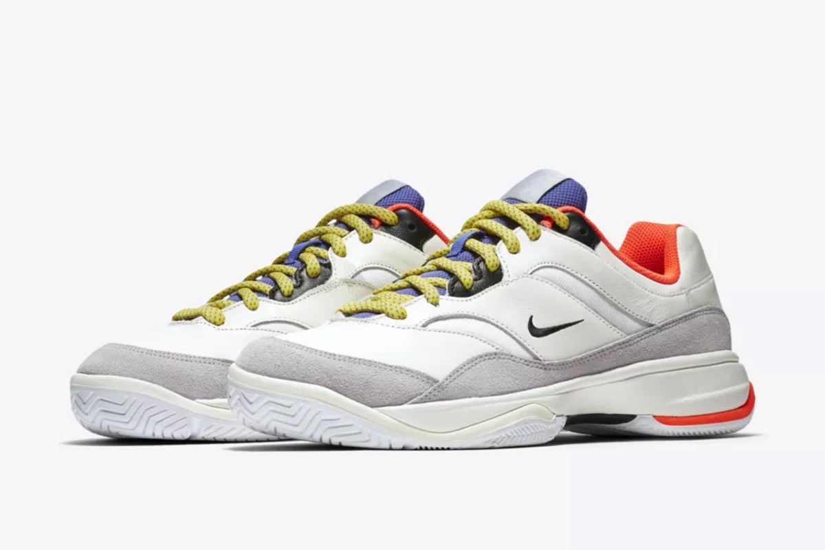 1be0842e3704 NikeCourt Is Dropping the Court Lite in US Open   Wimbledon-Inspired ...