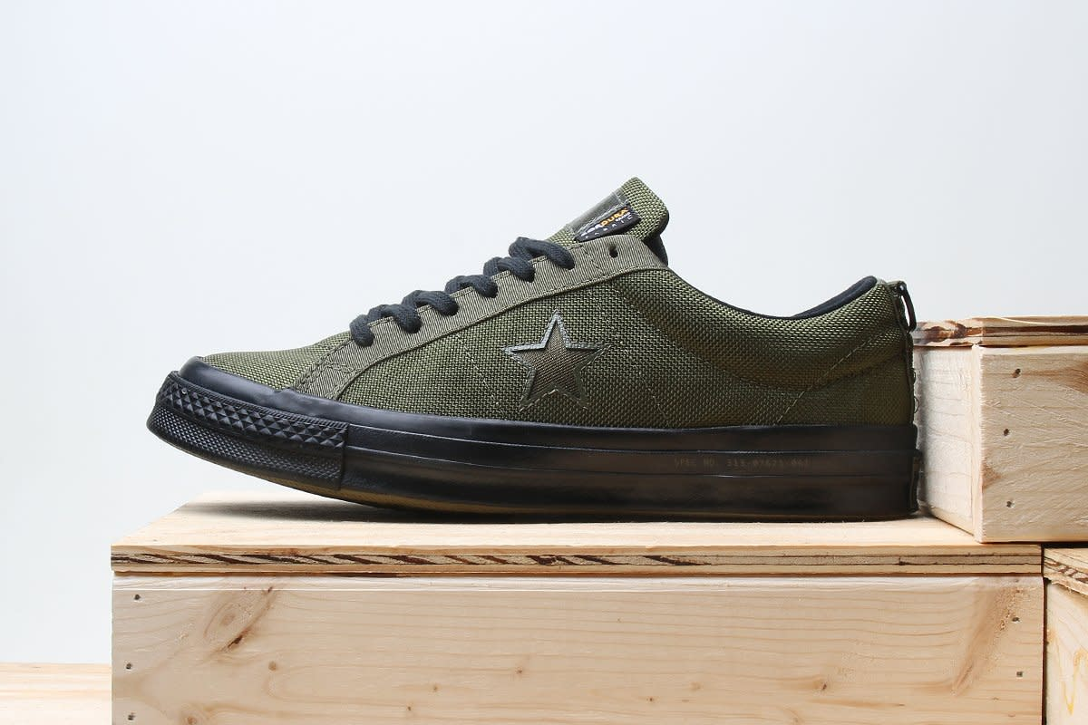 2e49897b0525 Carhartt WIP Updates the Converse One Star With Cordura - Freshness Mag