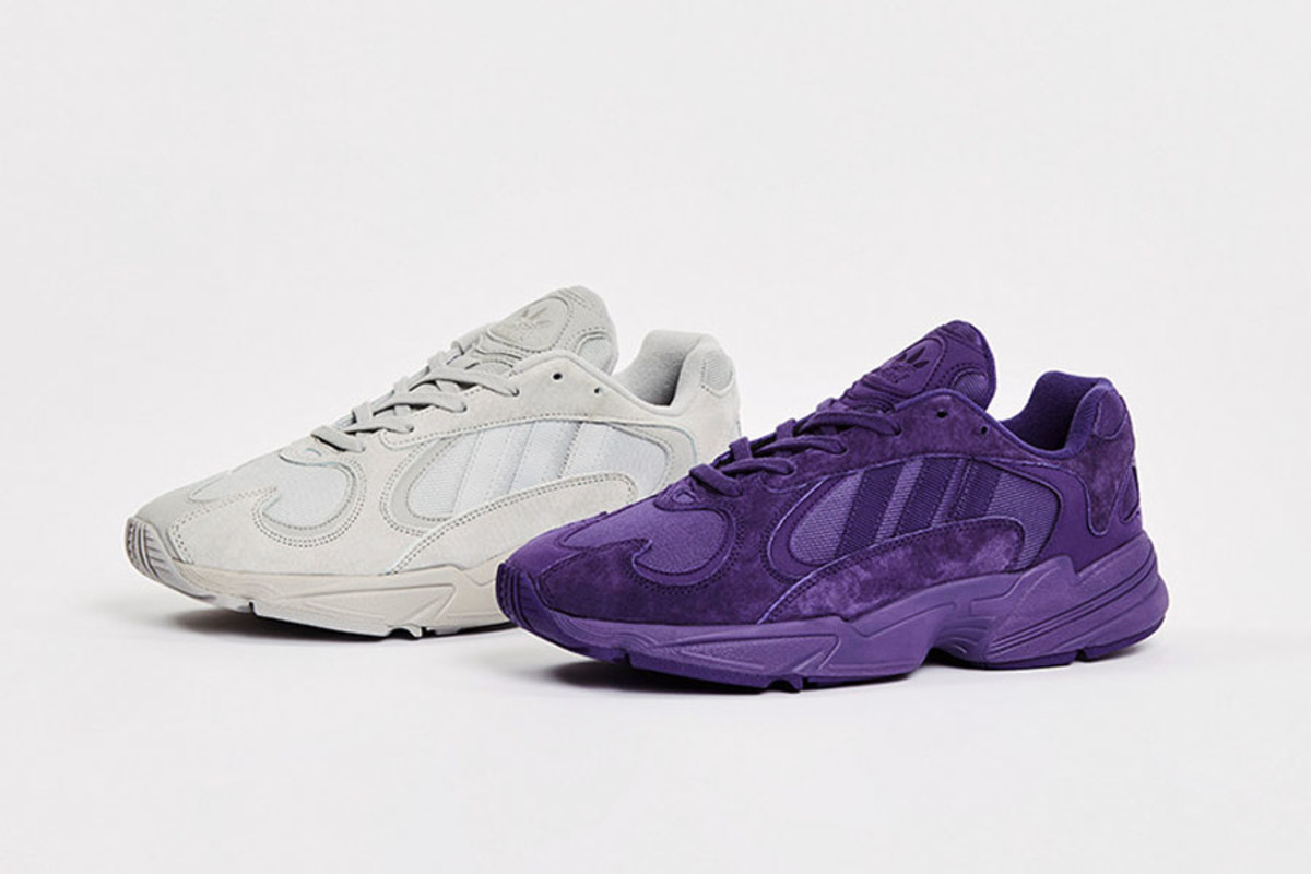 340049f8da1981 Sneakersnstuff Debuts Exclusive Colorways of the adidas Yung-1 ...