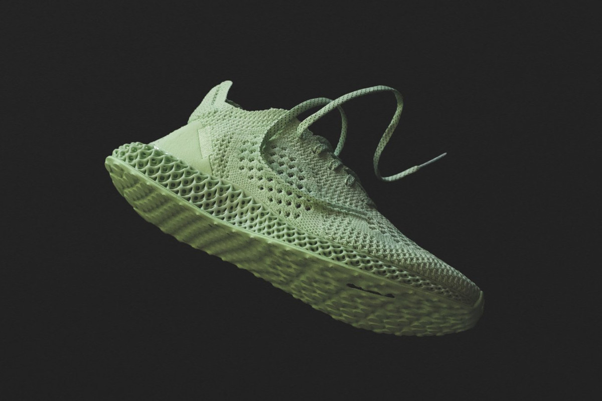 half off d2f9a 0fc94 Image via Kith. Image via Kith. While Daniel Arshams adidas  collaboration on the FUTURECRAFT 4D ...