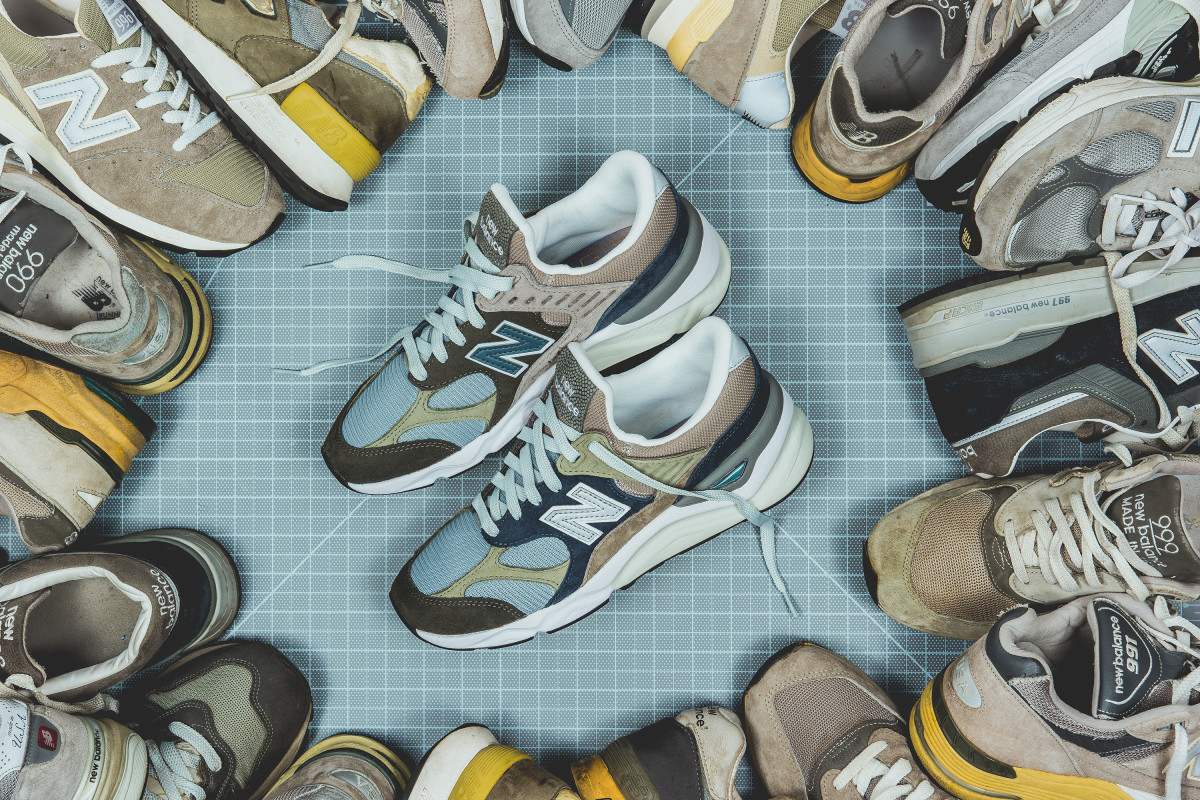 The Packer x New Balance X-90 Recon Takes Inspiration from 99X Classics