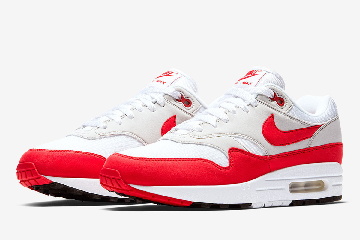 The Nike Air Max 1 in the OG