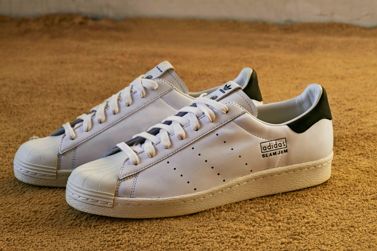 Slam Jam Teams Up on adidas With the Superstar