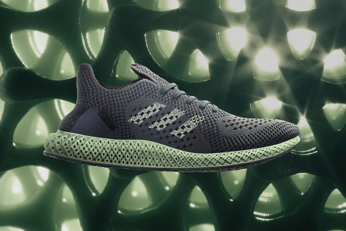 69ac426d2e2 The adidas Consortium 4D Runner Is Launching This Month in Onyx ...