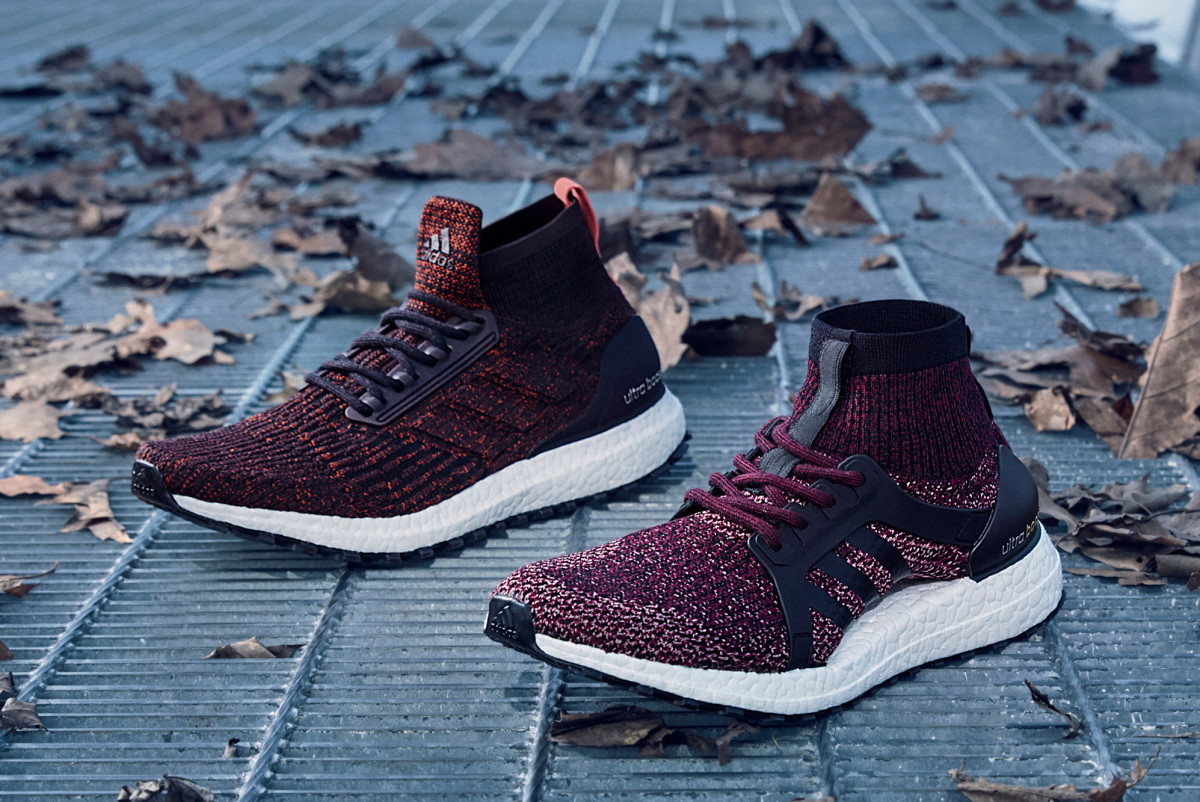 e6466d5a5 Go for a Run in Any Weather Condition With New adidas UltraBOOST All ...