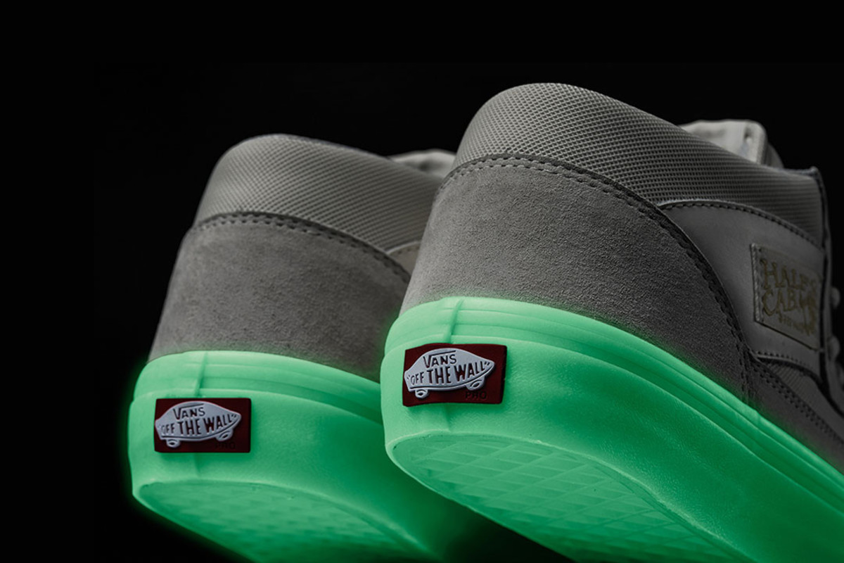 0af661bd9b27c3 Vans   Pyramid Company Are Dropping a Glow-in-the-Dark Half Cab ...