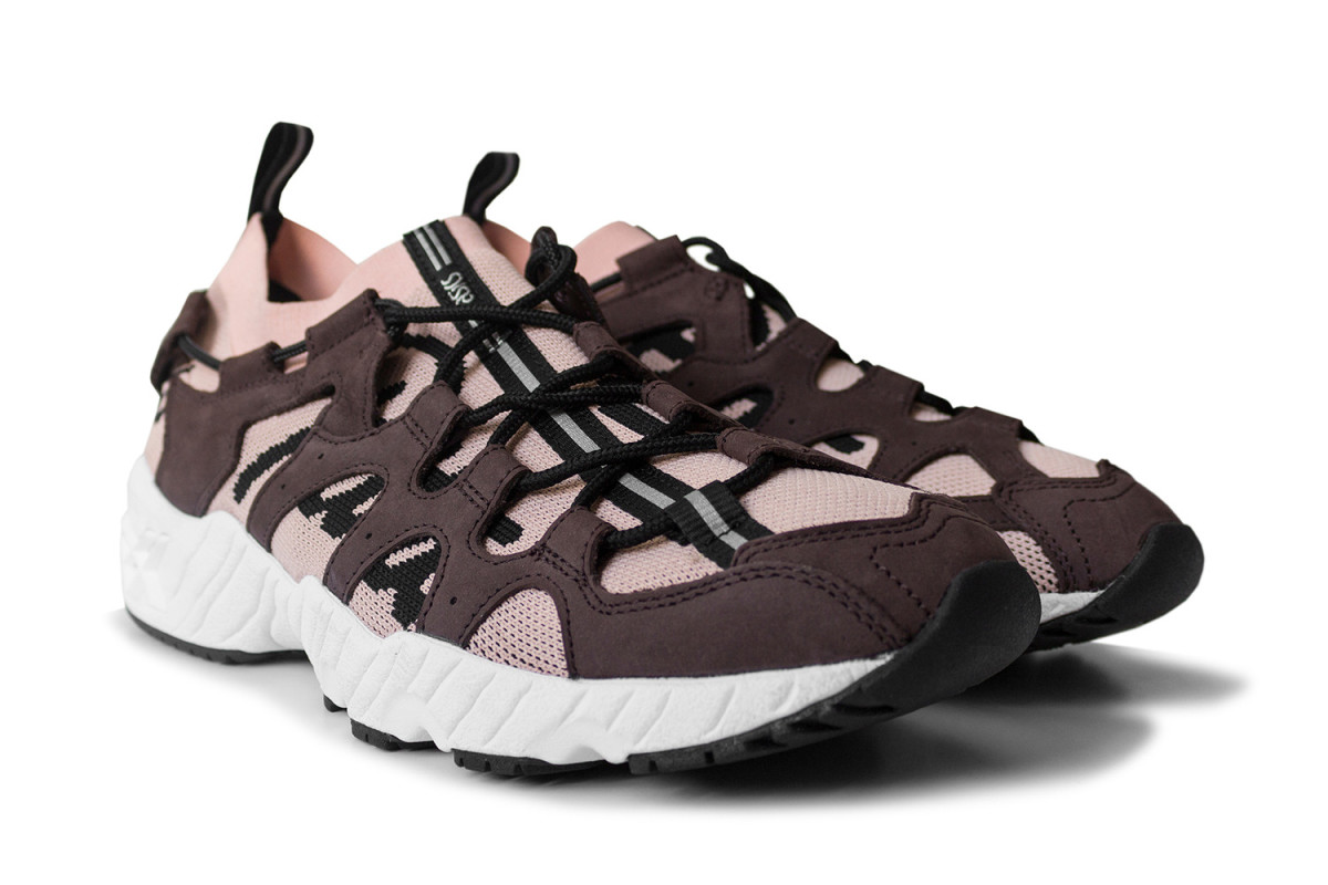 new concept 0a177 e737a Patta Delivers a New Take on the ASICS Tiger GEL-Mai ...