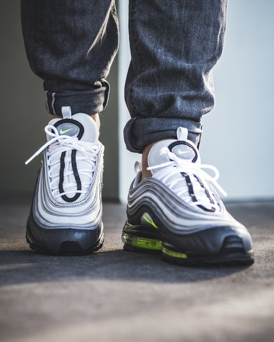 online store 9ec3b abb7d The Nike Air Max 97 Borrows an Iconic Color Scheme from Its ...