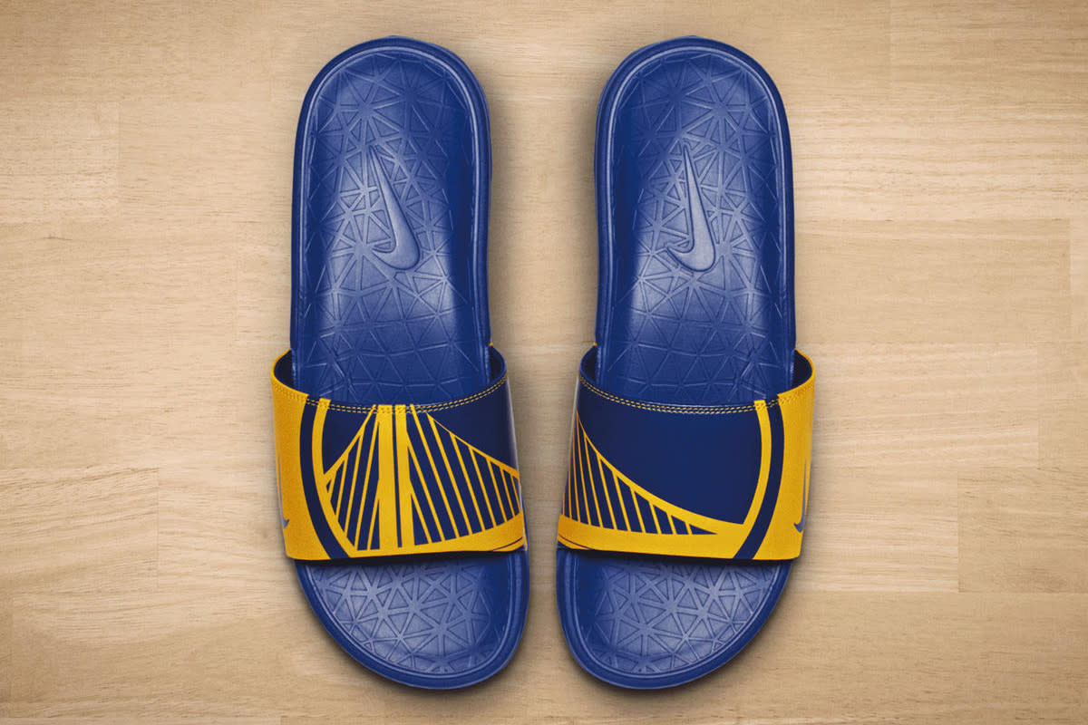 Nike's Benassi NBA Slides Are Available Now - Freshness Mag