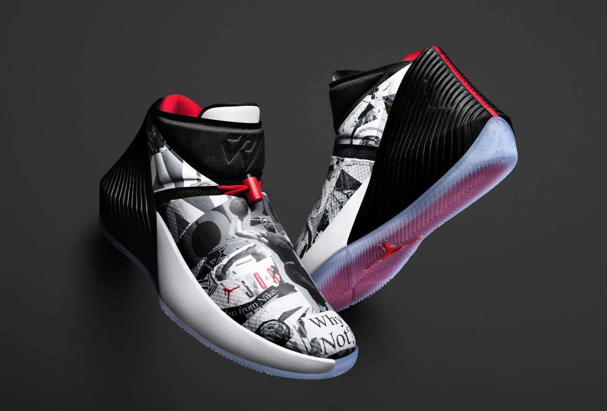f80dc096aa100d Jordan Brand Presents Russell Westbrook s Signature Shoe
