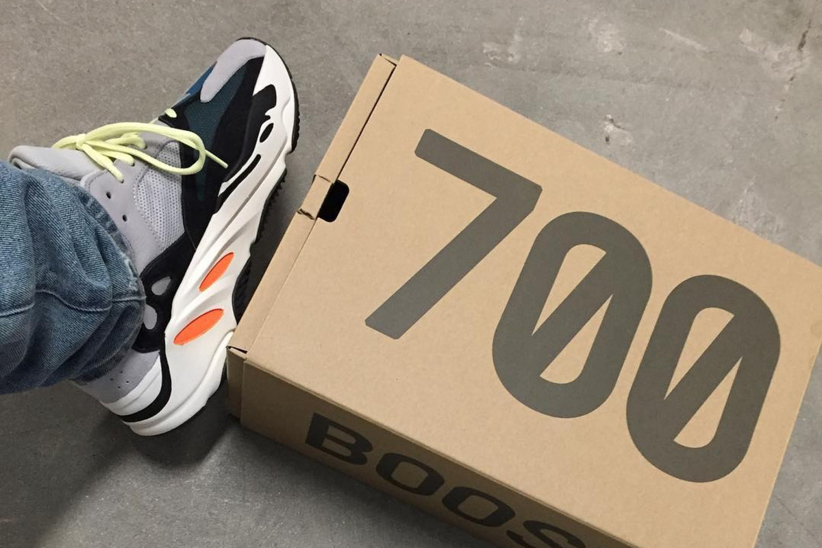 9b90a946139e9 The adidas YEEZY BOOST 700
