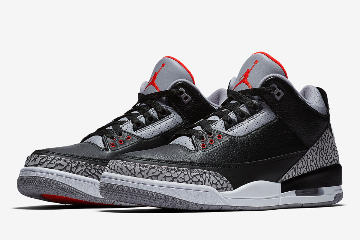 4f87018d2f4f Official Images of the Air Jordan 3