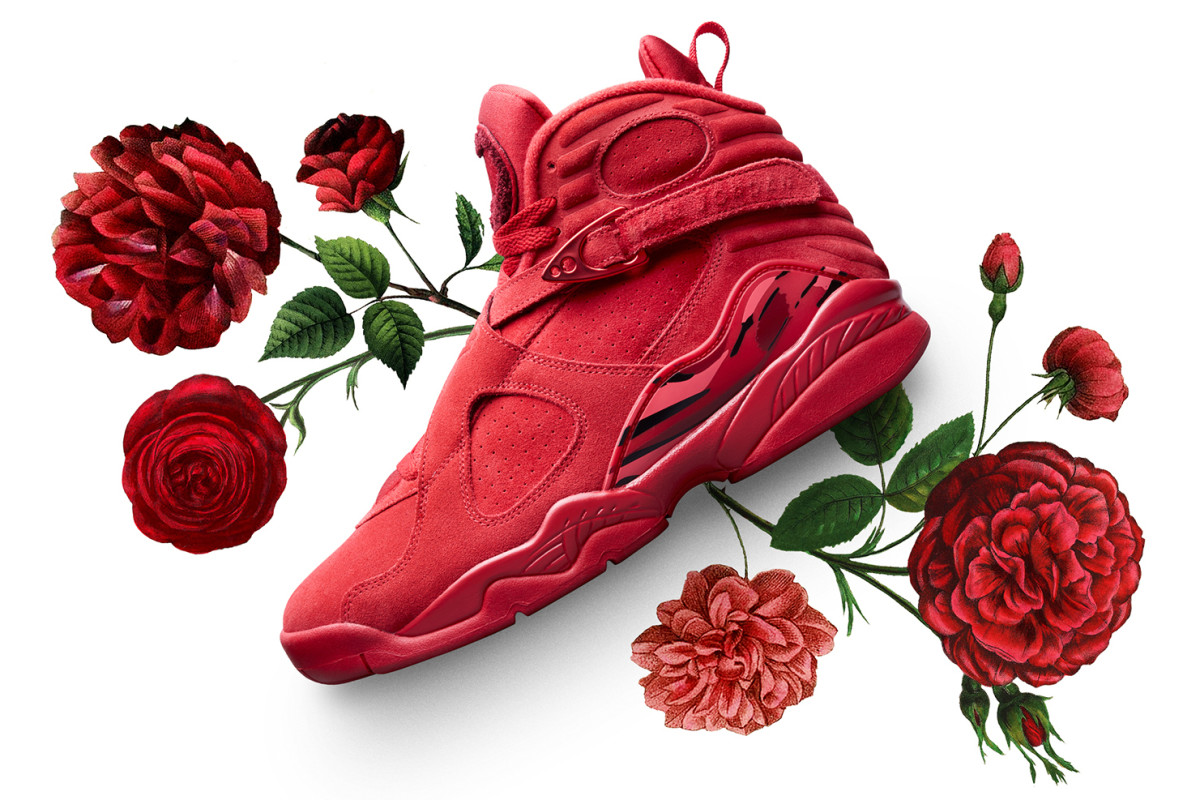33b3aa5db30c Gift Your Valentine With This Air Jordan 8 Instead of Flowers and ...