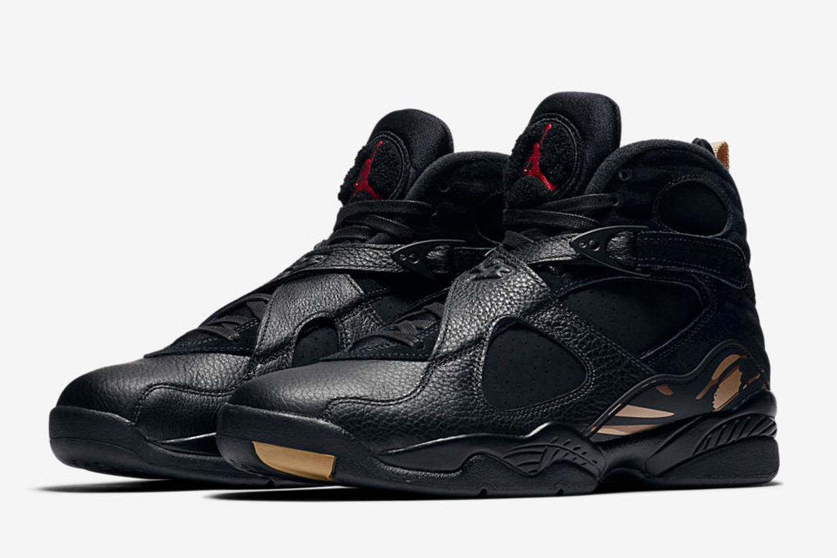 b06f2d377c7 Image via: Nike. Image via: Nike. Last month, Drake's OVO brand finally  revealed the February release date for its Air Jordan 8 ...
