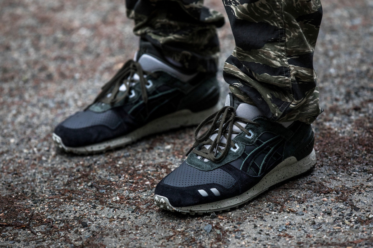 KICKS LAB x ASICS Gel Lyte V 'Shogun' Oneness Boutique