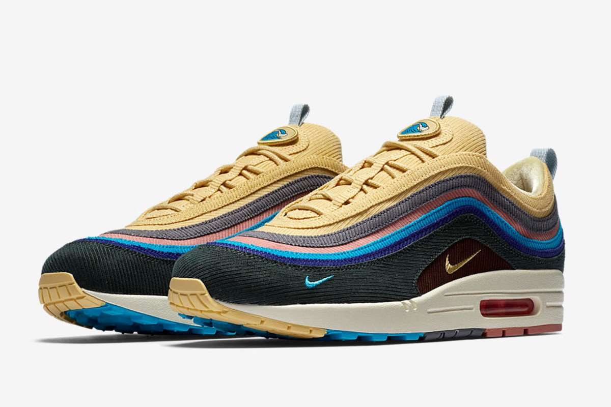 separation shoes c0b5a cce67 Sean Wotherspoon s Nike Air Max 1 97 Is Restocking Tomorrow Through ...