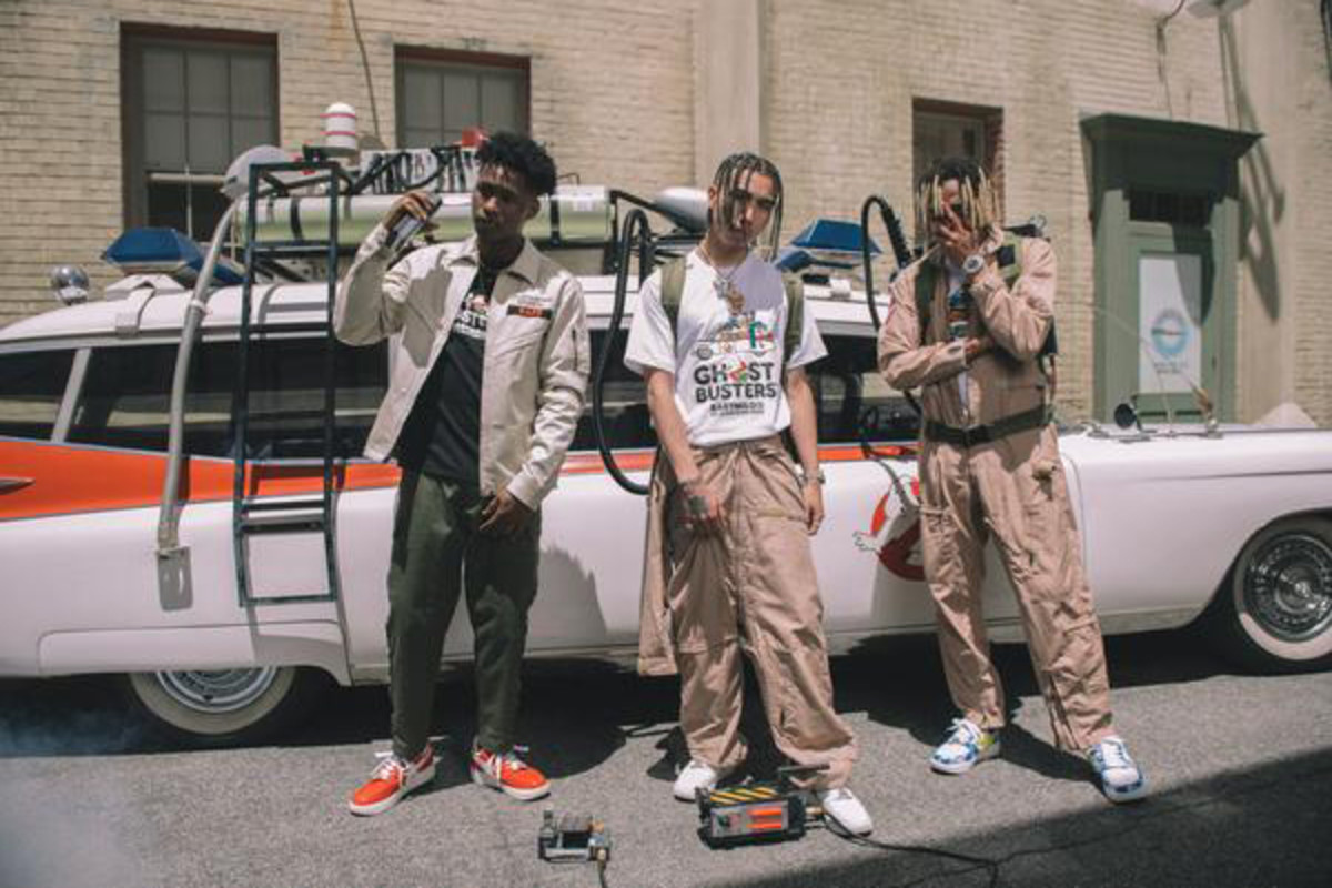 2de5ef4db BAPE x 'Ghostbusters' 35th Anniversary Collection Release Info - Freshness  Mag