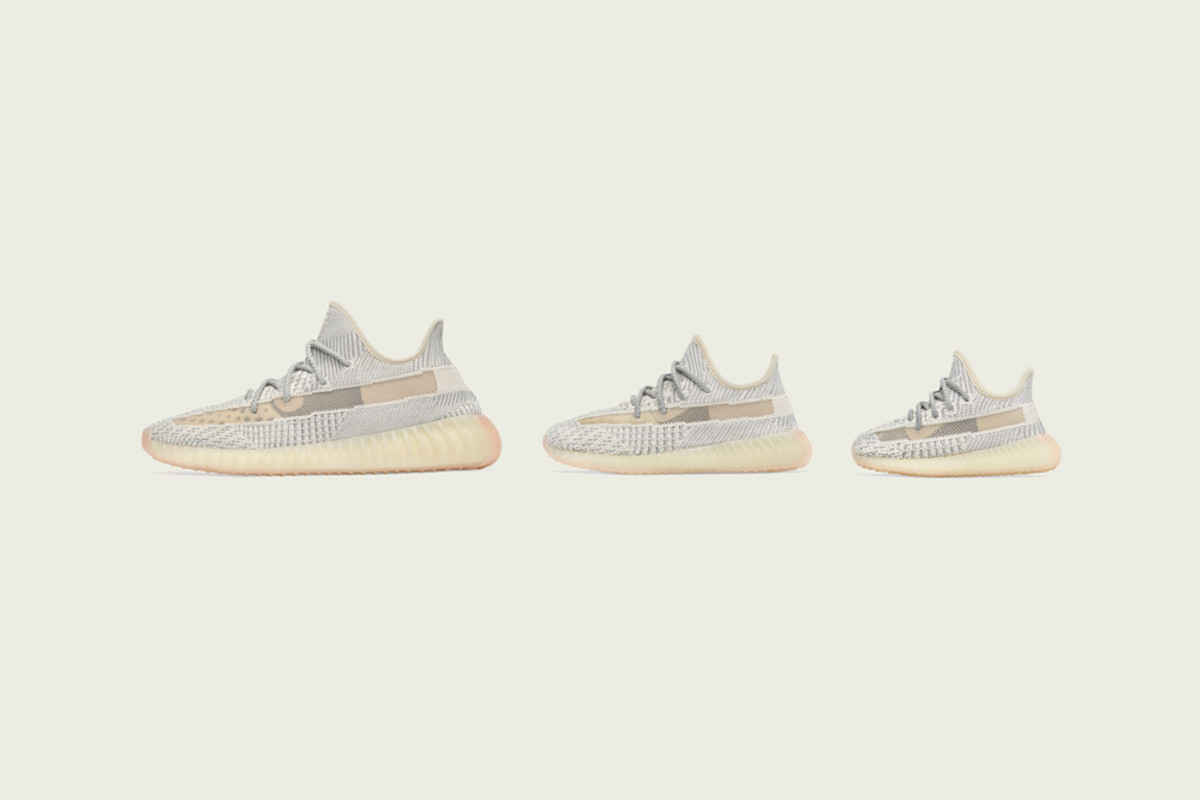 delicate colors uk store lace up in adidas Announces YEEZY BOOST 350 V2