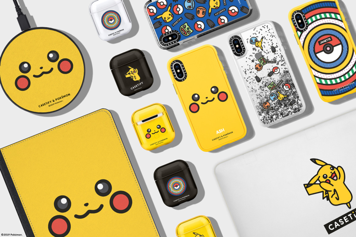 Image via: CASETiFY/Pokémon