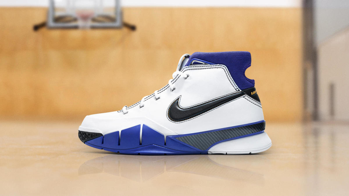 f0b78f9ca9ec Nike Releasing Kobe 1 Protro to Celebrate Bryant s 81-Point Game ...