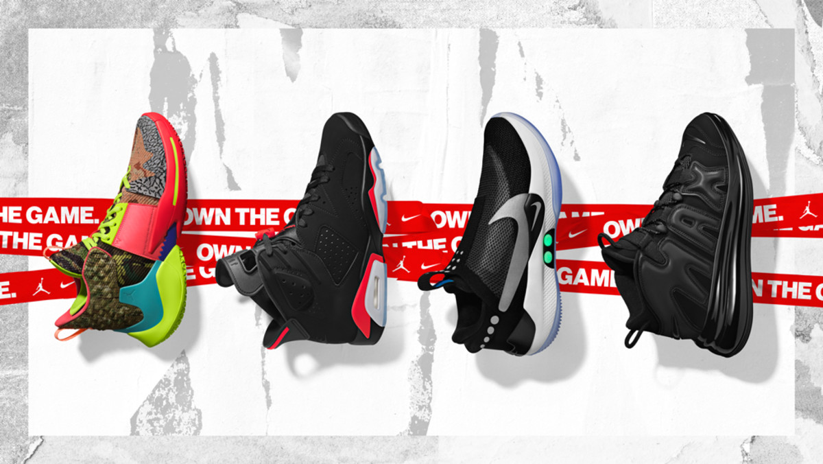 4f53a48d986 Nike and Jordan Brand Officially Unveil 2019 NBA All-Star Collection ...