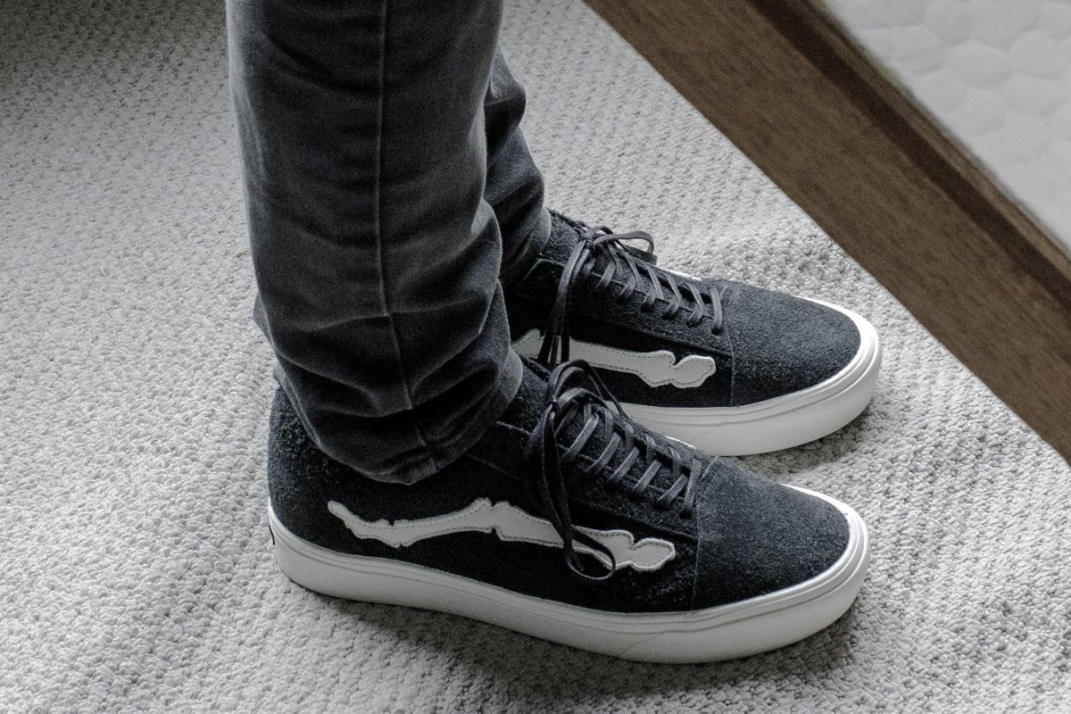 Blends x Vans Vault Old Skool ComfyCush LX