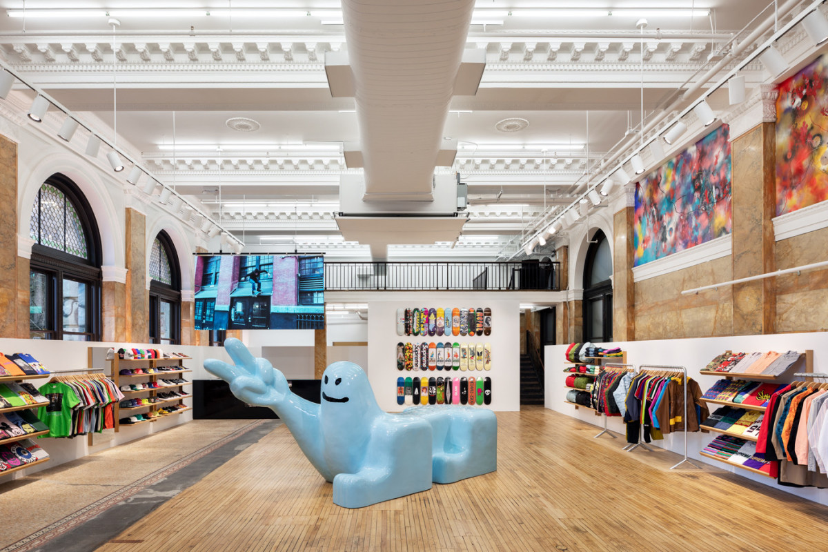Supreme's Lafayette Location Undergoes First Major Renovation, Relocation Details