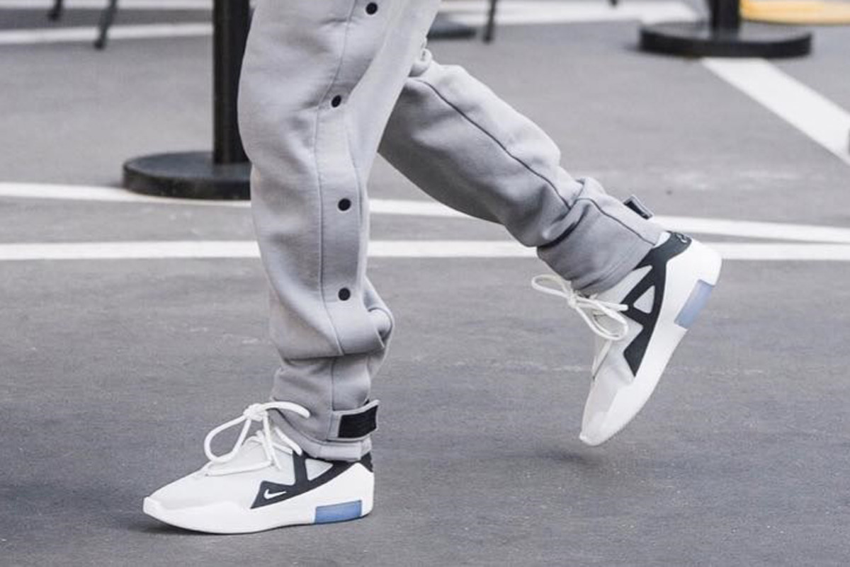 6ed39242493c3 Jerry Lorenzo Wears Unreleased Air Fear of God 1 - Freshness Mag