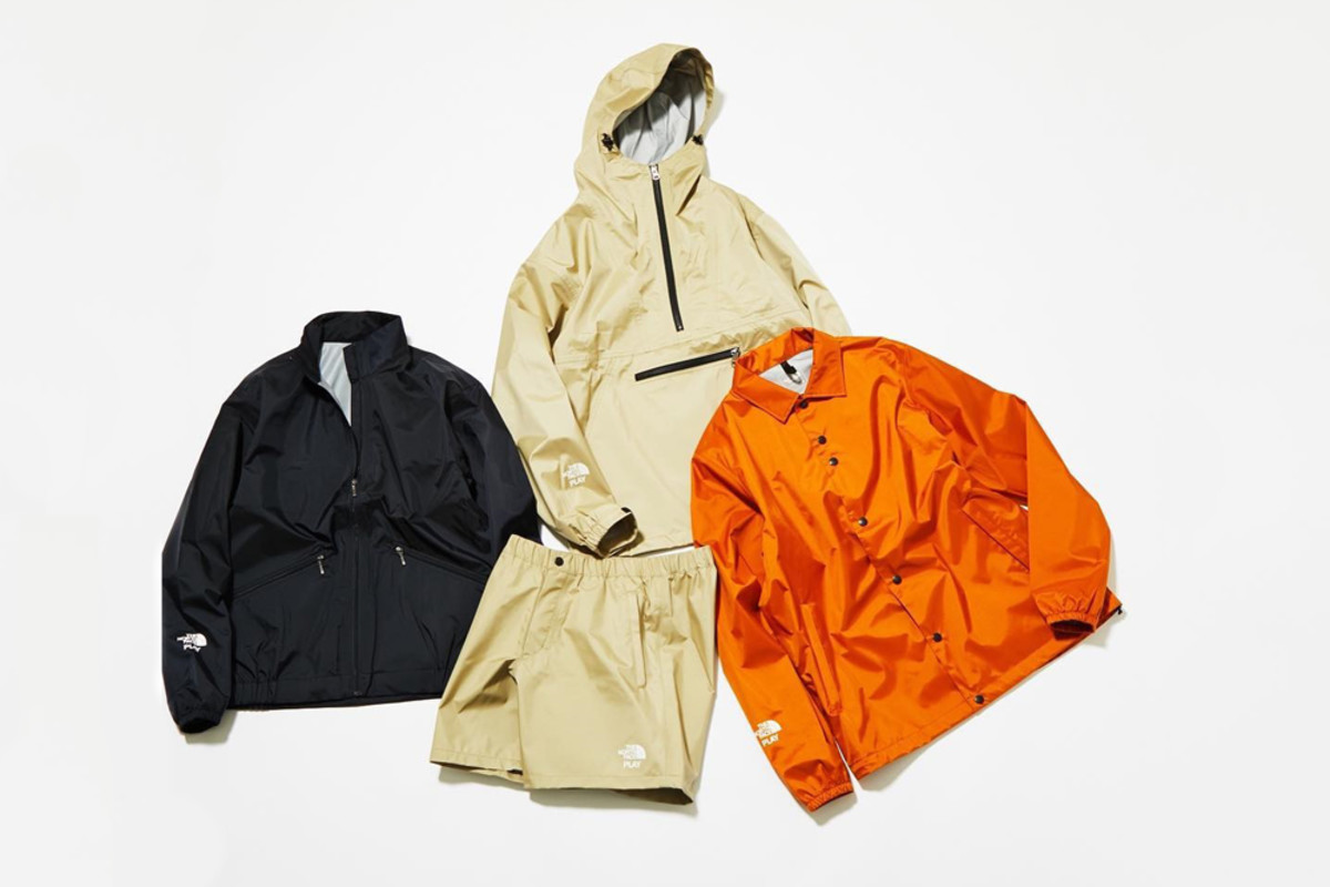 Image via: The North Face Play/The North Face Japan
