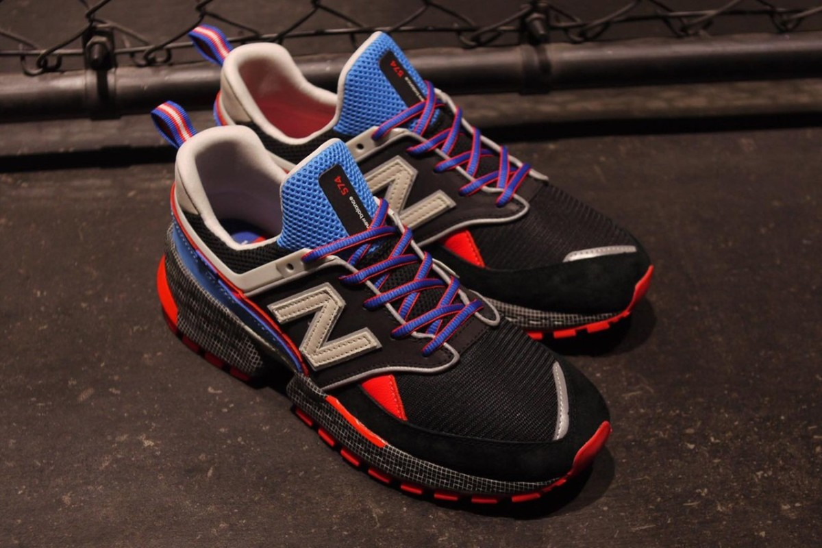 7ce5449ecffe mita sneakers x WHIZ LIMITED x New Balance MS574 V2 Release Info ...