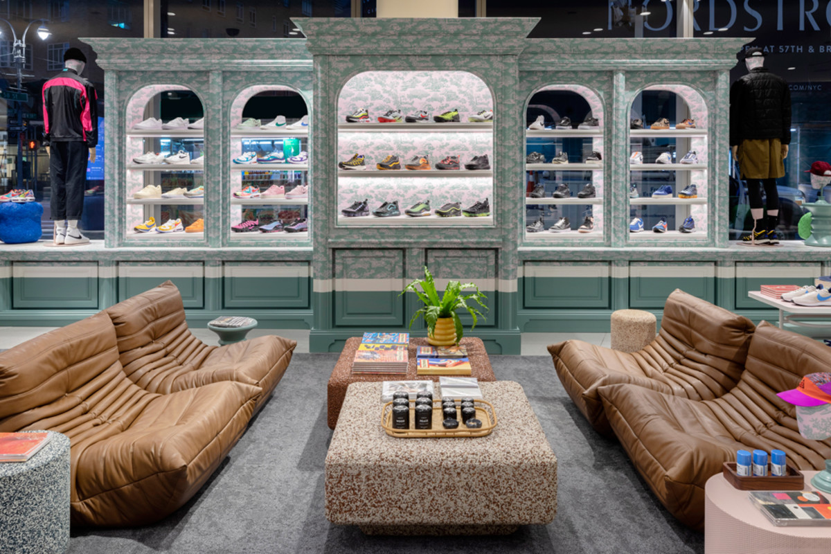 Nordstrom x Nike Opens in New York Freshness Mag