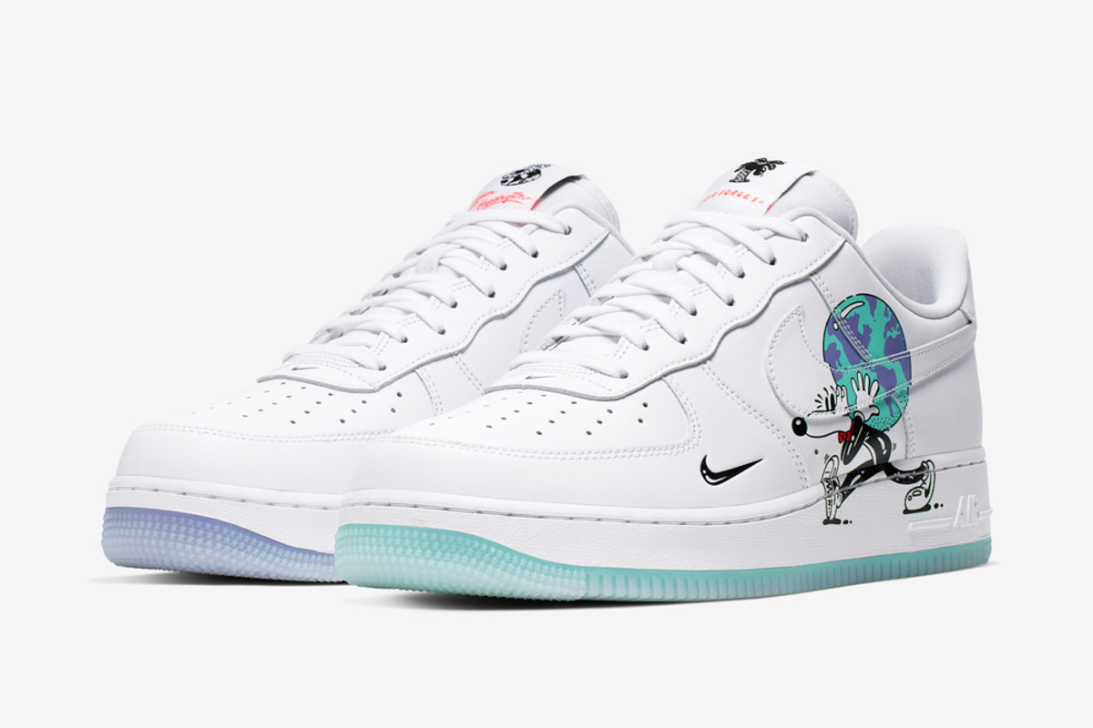 Nike Readies Earth Day Collection With Steve Harrington