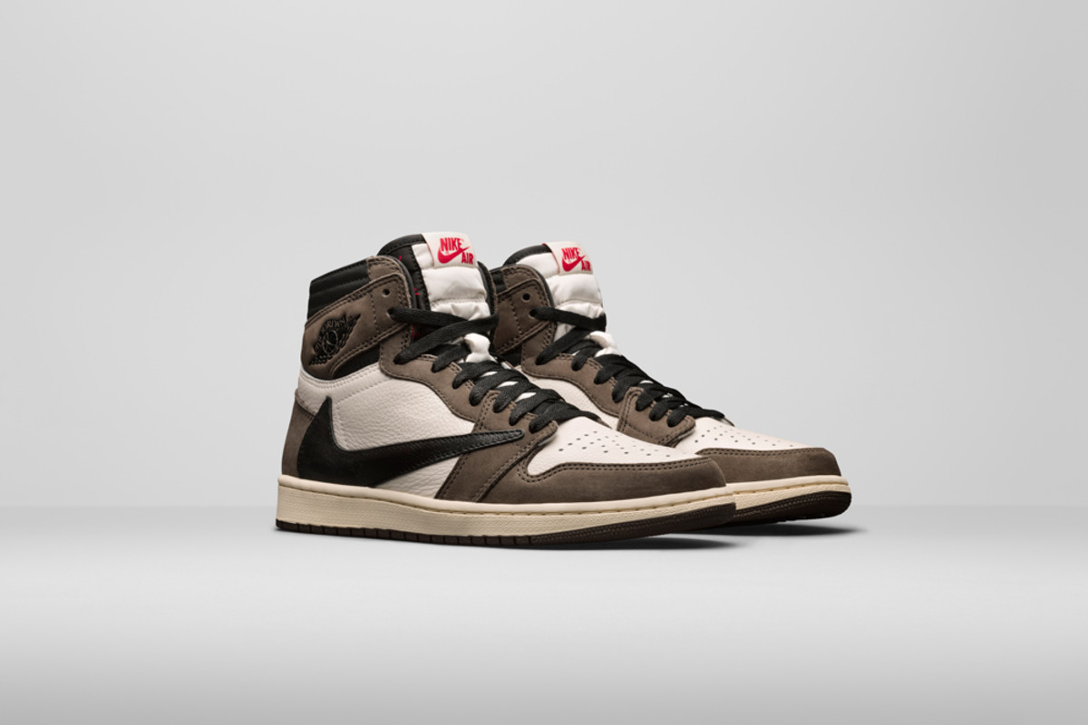 save off b4256 f3241 Travis Scott x Air Jordan 1 High OG Release Info - Freshness Mag