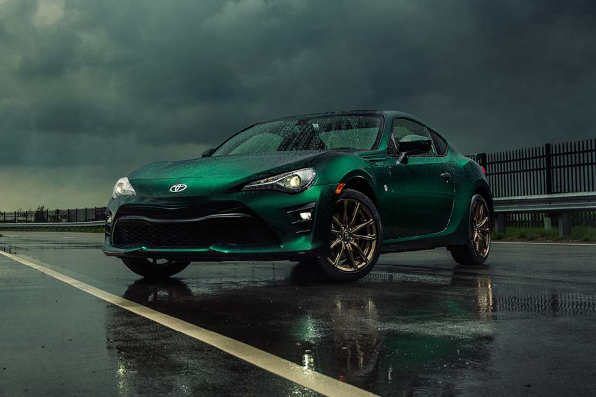 Toyota Releasing Limited Edition 86 Hakone Edition