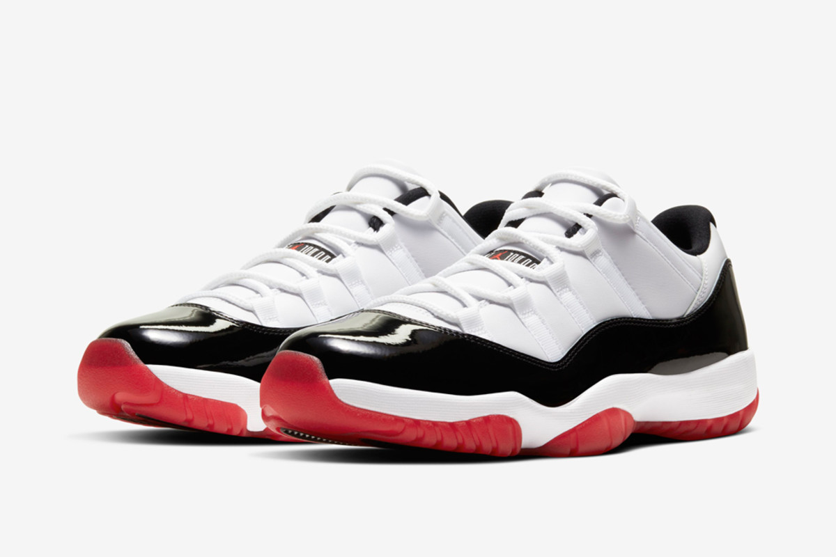 Air Jordan 11 Low Gym Red Release Info Freshness Mag